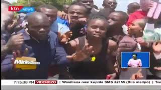 Vitimbi vya wauguzi katika hospitali ya Kenyatta |Mirindimo