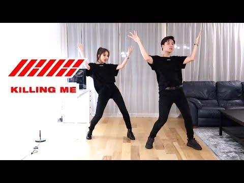 iKON - 'KILLING ME (죽겠다)' Cover (Short) | Ellen and Brian