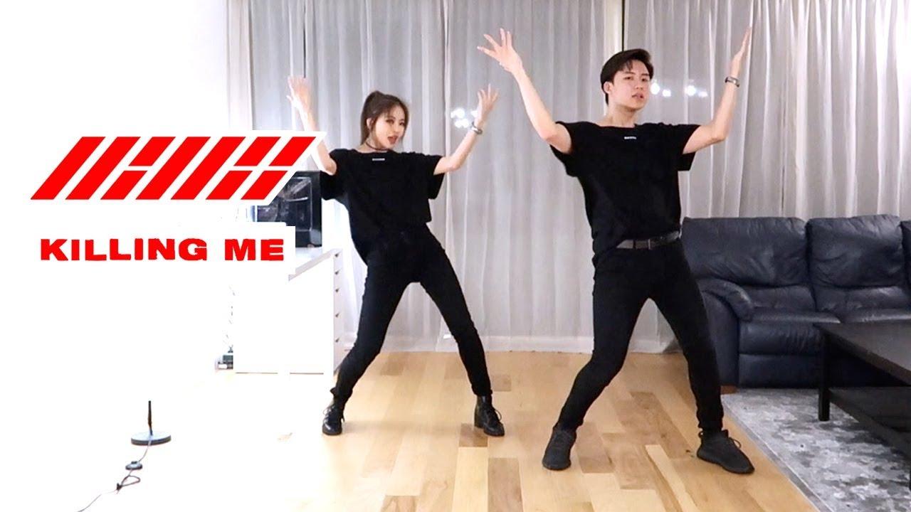 Download iKON - 'KILLING ME (죽겠다)' Cover (Short) | Ellen and