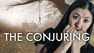 Hweiling Watches... THE CONJURING | horror movie reactions