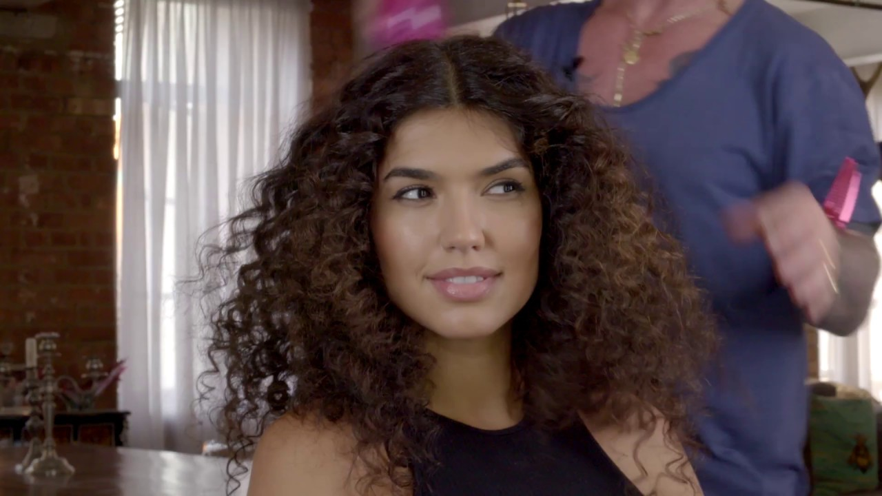 How To Create Cork Curls With The Lee Stafford Chopstick Styler Very Beauty You