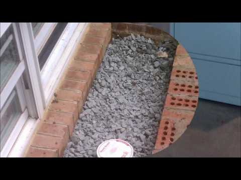 Window Well Drains | Baltimore, MD   Armored Basement Waterproofing