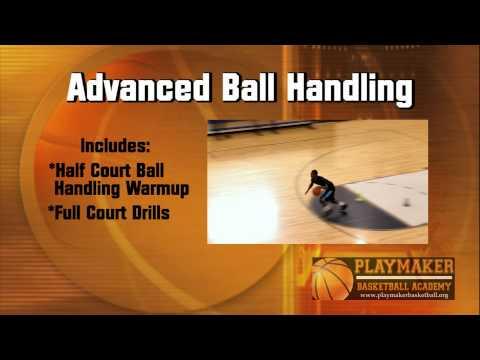 Playmaker Basketball Academy Advanced Ballhandling  DVD
