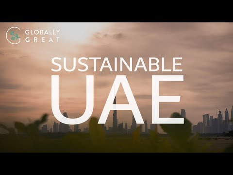 Living A Sustainable Life In The Desert - Sustainable UAE Documentary