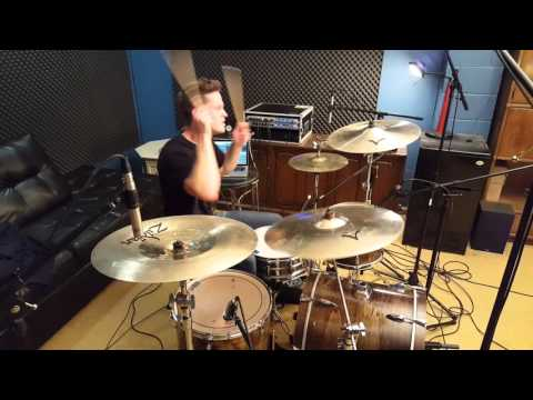 Brittain Clay - Memphis May Fire - Stay the Course Drum Cover