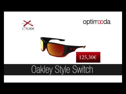 e50855a75f Oakley Style Switch Ferrari - YouTube