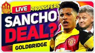Sancho Wants United Transfer! Oblak Transfer Hint! Man Utd Transfer News