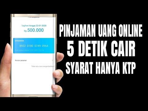 Aplikasi Pinjaman Online Langsung Cair Modal Ktp Gax Pake Ribet Terdaftar Ojk Youtube
