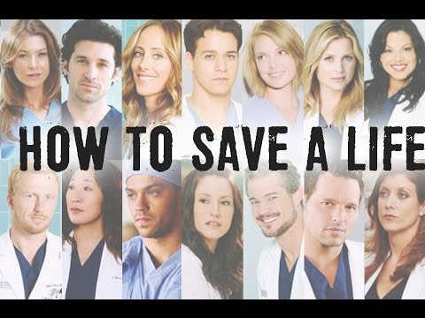 Grey's Anatomy | How To Save A Life