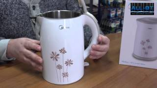 Чайники электрические Midea. Обзор
