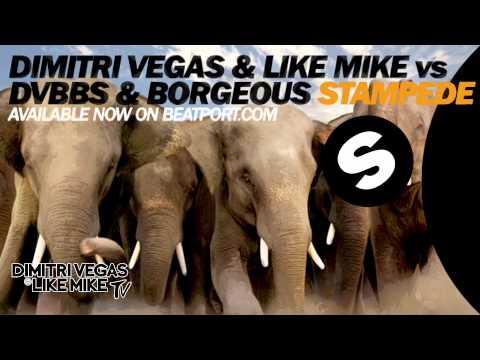 Dimitri Vegas \u0026 Like Mike vs DVBBS \u0026 Borgeous - STAMPEDE ( Original Mix ) OUT NOW indir