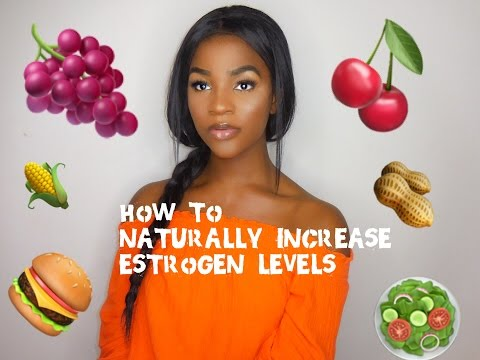 HOW TO NATURALLY INCREASE ESTROGEN LEVELS FOR MTF TRANSGENDERS