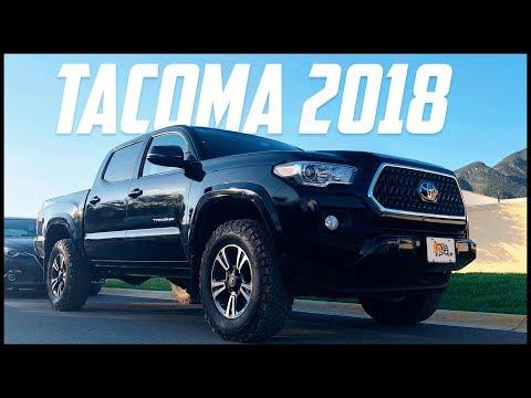 TACOMA 2018