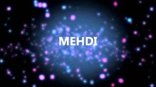 HAPPY BIRTHDAY MEHDI!