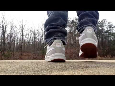 Puma G Vilas 2 Core on Feet YouTube