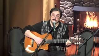 Редкая песня на стихи Юрия Левитанского, поет Дмитрий Коломенский