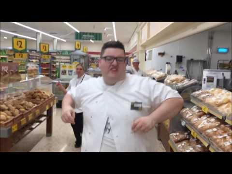 Footloose - Supermarket - Morrisons Jarrow Style
