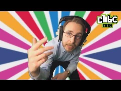 Brett Domino Blue Peter Commonwealth Games Song - CBBC