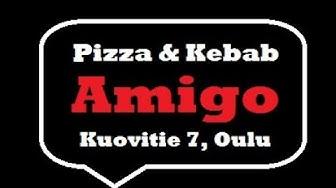 TESTI: KEBAB LOHKOPERUNOILLA, Pizza & Kebab Amigo, Oulu