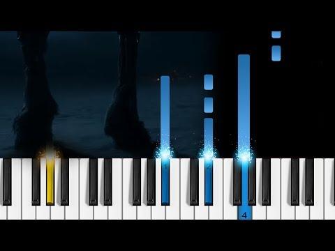 Game of Thrones - Season 8 Trailer - Easy Piano Tutorial thumbnail