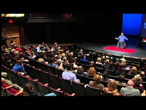 TEDxSaintGeorgesSchool - Mike Utley - Go into Battle Prepared to Win