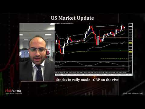 Stocks in rally mode - GBP on the rise | December 12, 2018