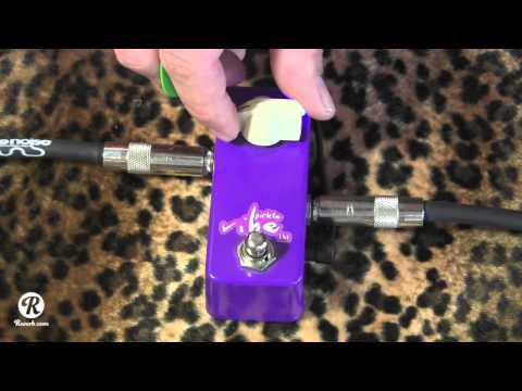 Lovepedal Pickle Vibe pedal demo with Gibson SG & Dr Z Antidote