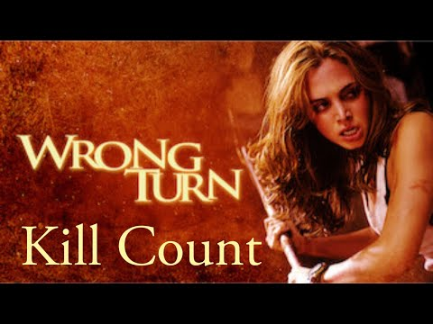 Wrong Turn All Deaths