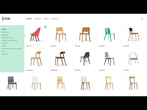 TON Chair Configurator