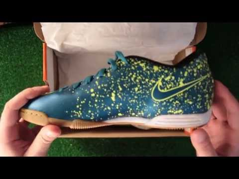 Nike Mercurial Vortex II IC - Unboxing - YouTube 9e5b7110c1