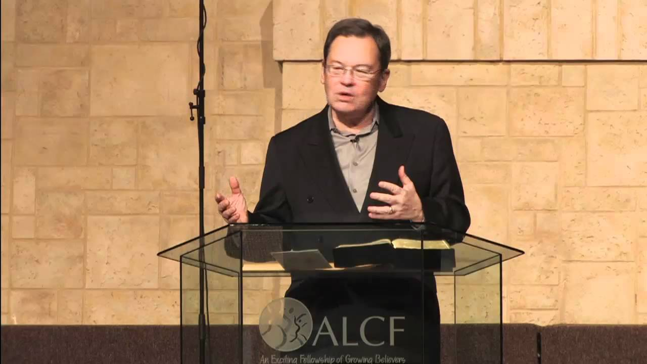 The Power of Being a One Thing Person - Dr. Joel Gregory, Jan. 23, 2011