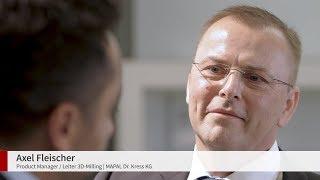 SolidCAM Technologiepartner: MAPAL Präzisionswerkzeuge Dr. Kress KG