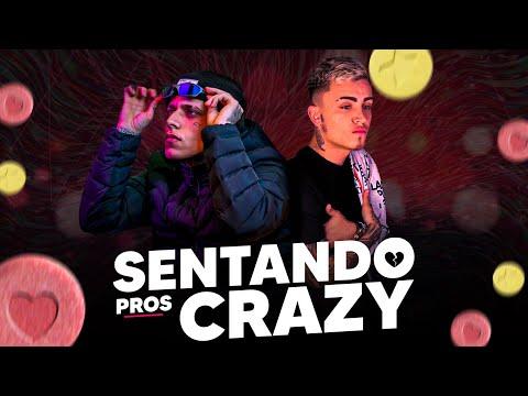 Mc Rafa x Mc Pedrinho – Sentando Pros Crazy