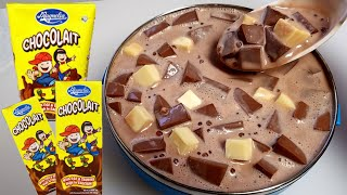 CHOCOLAIT JELLY SALAD / Sobrang Sarap! Perfect Dessert! Must Try