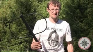 видео Глубинный металлоискатель Whites TM 808