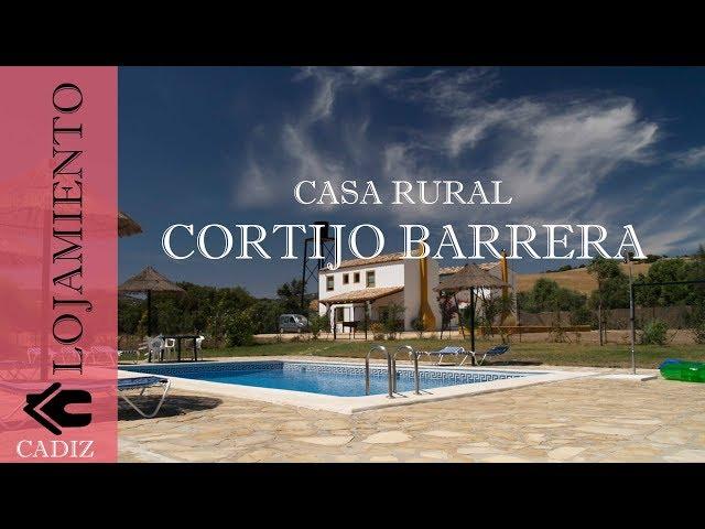 Casa Rural Cortijo Barrera   El Bosque, Cadiz