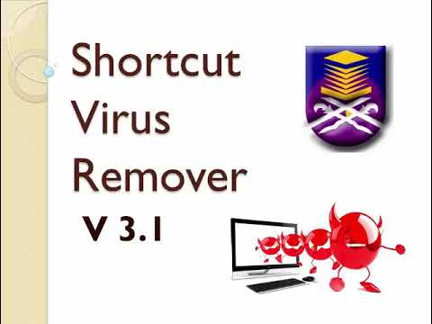 shortcut virus remover v3 1 gratuit