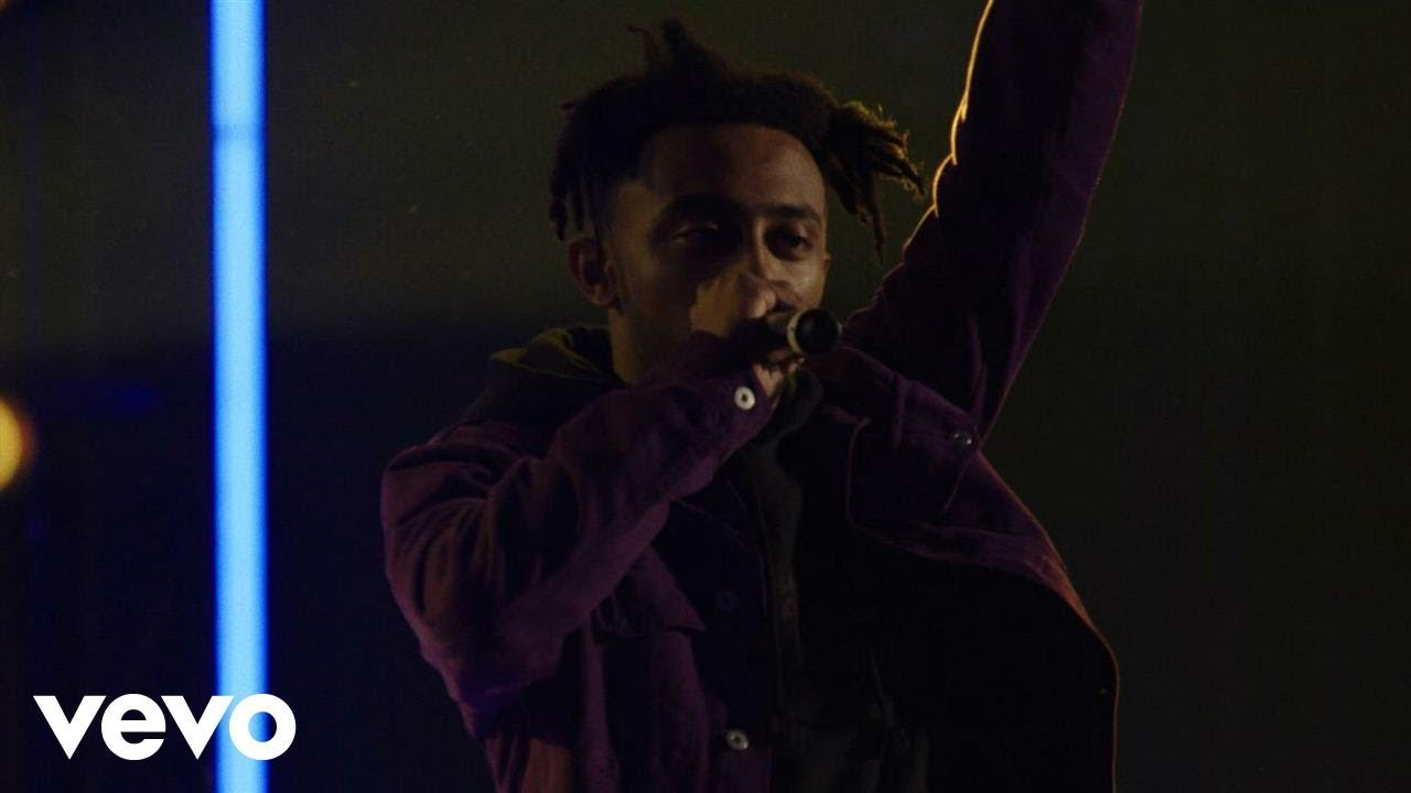 Aminé - Full Live Set from #VevoHalloween 2017