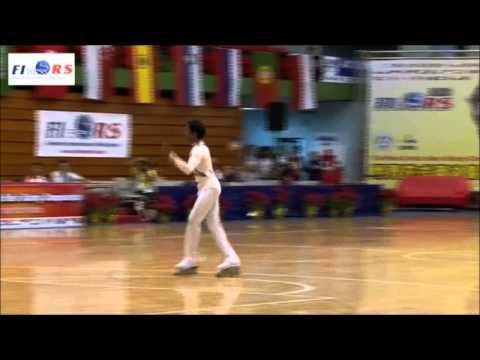 Anup Yama World Champion 2013 Performance & Podium