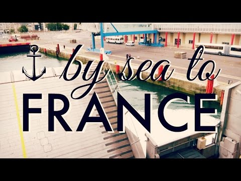 FERRY TO FRANCE - PORTSMOUTH TO CHERBOURG   |  twoplustwocrew