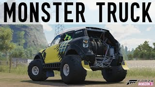 The Ultimate MONSTER TRUCK - Forza Horizon 3