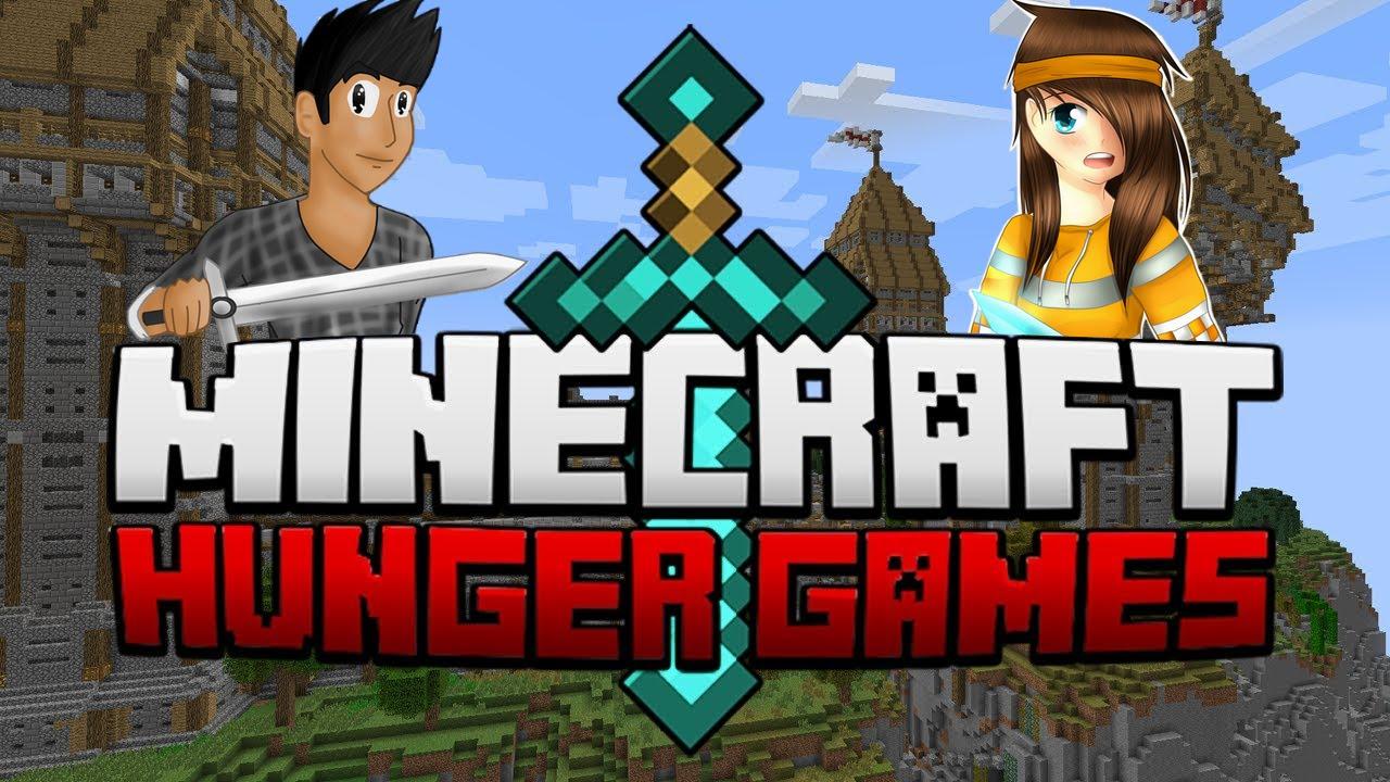 Hunger Games Minecraft
