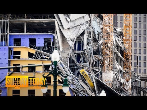 Cleveland's Morning News with Wills And Snyder - Hard Rock Hotel Construction In New Orleans Collapses