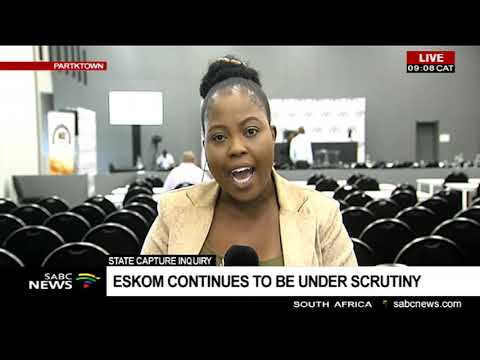 State Capture | Eskom continues to be under scrutiny