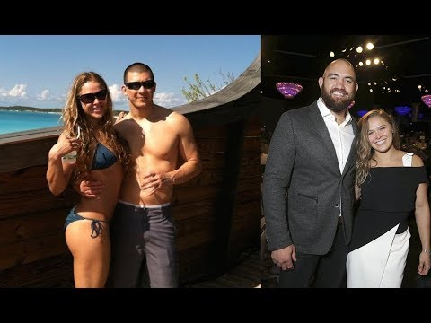 Ronda Rousey & Travis Browne 2018 [ Ronda Rousey's Dating History]