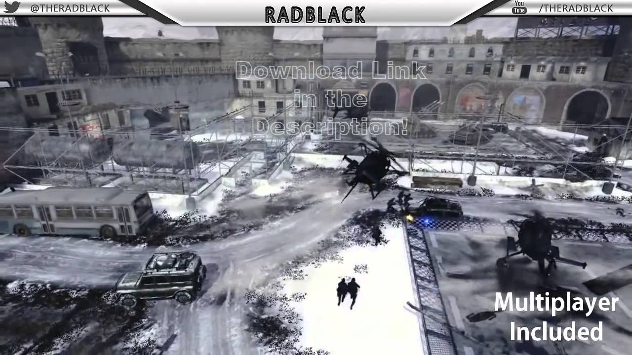 Call of Duty  Modern Warfare 2   Free PC Download FULL GAME No Survey   Multiplayer Included