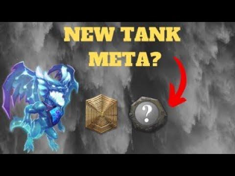 New Tank Meta | Lavanica | Castle Clash