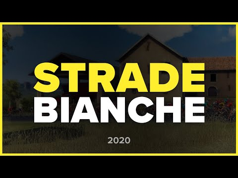 Strade Bianche 2020 / Pro Cycling Manager 2019 / #StradeBianche
