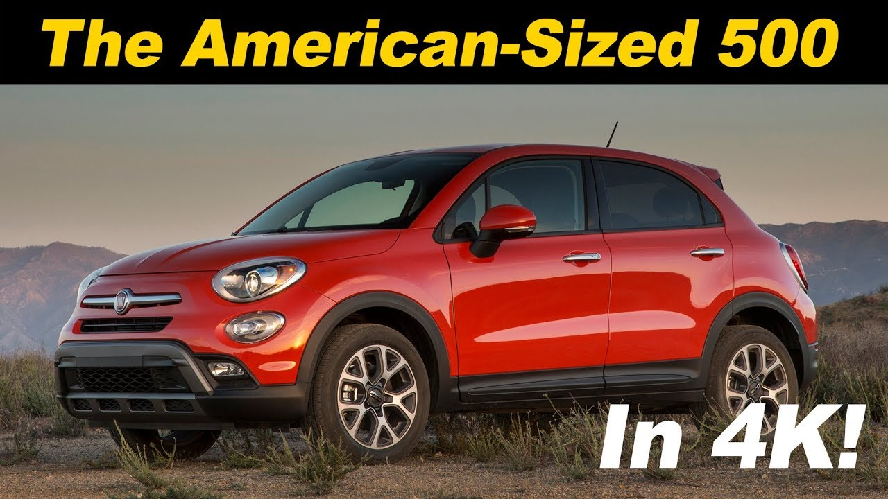 2017 2018 fiat 500x review and road test in 4k uhd youtube. Black Bedroom Furniture Sets. Home Design Ideas