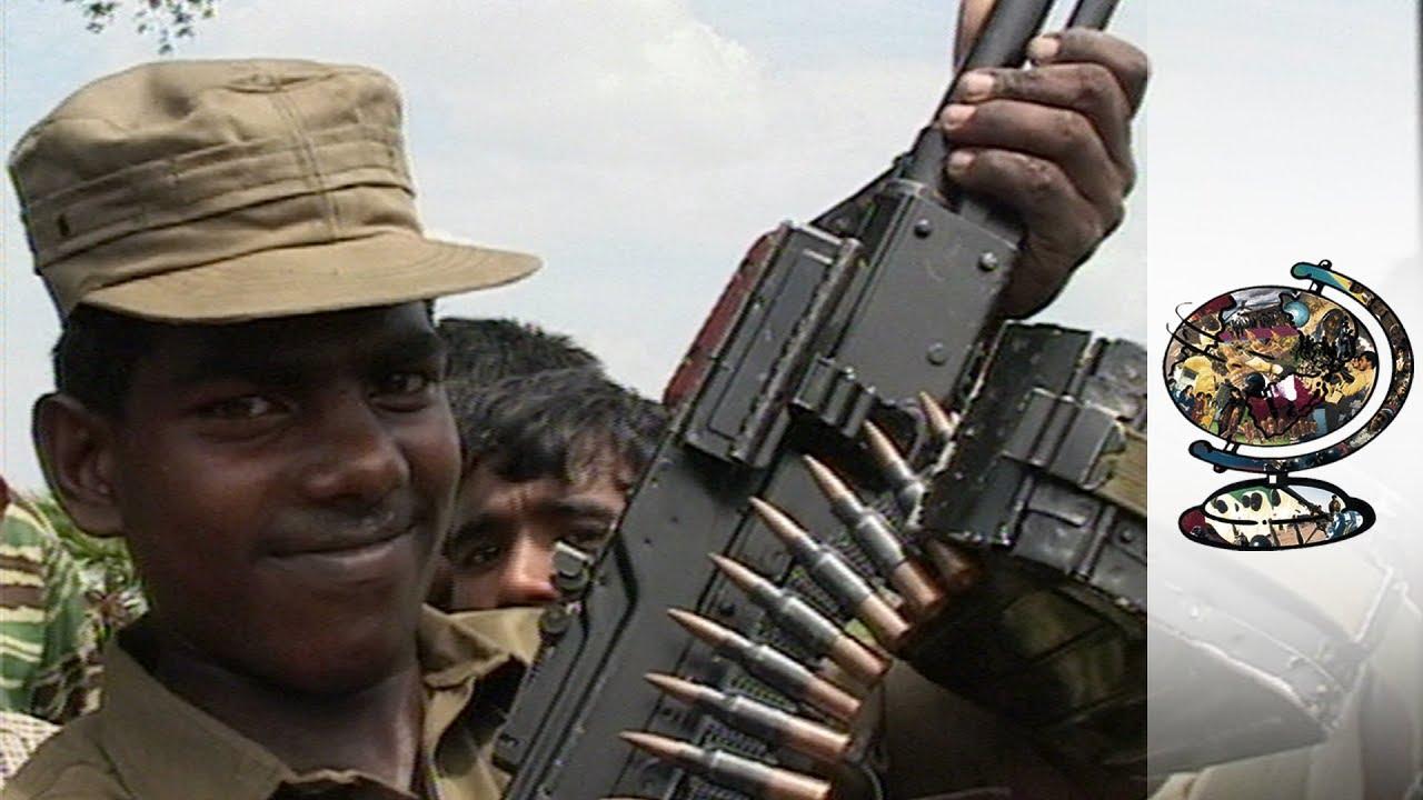 Download Tamil Tiger Guerrillas Divide Sri Lanka (2002)
